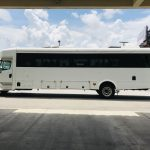 Freightliner 37 passenger charter shuttle coach bus for sale - Diesel 8