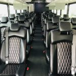 Freightliner 37 passenger charter shuttle coach bus for sale - Diesel 11