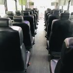 Freightliner 37 passenger charter shuttle coach bus for sale - Diesel 16