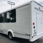 Ford 14 passenger charter shuttle coach bus for sale - Gas 7