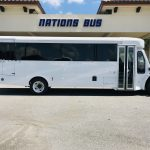 Freightliner 24 passenger charter shuttle coach bus for sale - Diesel 2