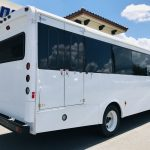 Freightliner 24 passenger charter shuttle coach bus for sale - Diesel 3