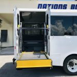 Freightliner 24 passenger charter shuttle coach bus for sale - Diesel 5
