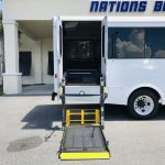 Freightliner 24 passenger charter shuttle coach bus for sale - Diesel 6