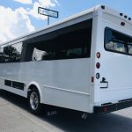 Freightliner 24 passenger charter shuttle coach bus for sale - Diesel 8