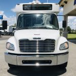 Freightliner 24 passenger charter shuttle coach bus for sale - Diesel 11