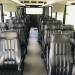 Freightliner 24 passenger charter shuttle coach bus for sale - Diesel 12