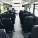 Freightliner 24 passenger charter shuttle coach bus for sale - Diesel 14