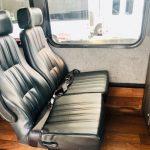 Dodge Ram 5500 28 passenger charter shuttle coach bus for sale - Diesel 7