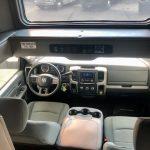 Dodge Ram 5500 28 passenger charter shuttle coach bus for sale - Diesel 6