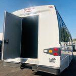 Dodge Ram 5500 28 passenger charter shuttle coach bus for sale - Diesel 5