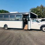 Dodge Ram 5500 28 passenger charter shuttle coach bus for sale - Diesel 2