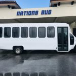 E450 28 passenger charter shuttle coach bus for sale - Gas 2