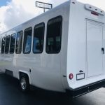 E450 28 passenger charter shuttle coach bus for sale - Gas 5