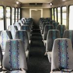 E450 28 passenger charter shuttle coach bus for sale - Gas 13
