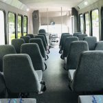E450 28 passenger charter shuttle coach bus for sale - Gas 14