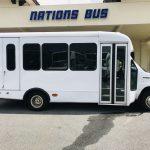 E350 12 passenger charter shuttle coach bus for sale - Gas 2
