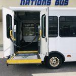 E350 12 passenger charter shuttle coach bus for sale - Gas 4