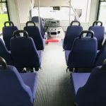 E350 12 passenger charter shuttle coach bus for sale - Gas 17