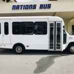 E350 13 passenger charter shuttle coach bus for sale - Gas 2