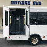 E350 13 passenger charter shuttle coach bus for sale - Gas 3