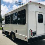 E350 13 passenger charter shuttle coach bus for sale - Gas 8