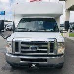 E350 13 passenger charter shuttle coach bus for sale - Gas 11