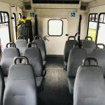 E350 13 passenger charter shuttle coach bus for sale - Gas 16