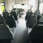 E350 13 passenger charter shuttle coach bus for sale - Gas 18