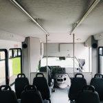 E350 13 passenger charter shuttle coach bus for sale - Gas 19