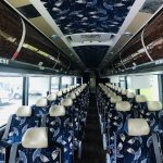 MCI 56 passenger charter shuttle coach bus for sale - Diesel 14