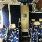 MCI 56 passenger charter shuttle coach bus for sale - Diesel 18