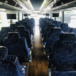 MCI 56 passenger charter shuttle coach bus for sale - Diesel 21