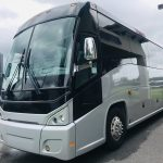 MCI 56 passenger charter shuttle coach bus for sale - Diesel 11