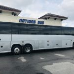 MCI 56 passenger charter shuttle coach bus for sale - Diesel 2