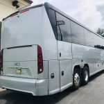 MCI 56 passenger charter shuttle coach bus for sale - Diesel 3