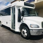 Freightliner S2c 24 passenger charter shuttle coach bus for sale - Diesel 1