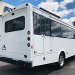 Freightliner S2c 24 passenger charter shuttle coach bus for sale - Diesel 3