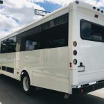 Freightliner S2c 24 passenger charter shuttle coach bus for sale - Diesel 5