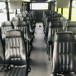 Freightliner S2c 24 passenger charter shuttle coach bus for sale - Diesel 9