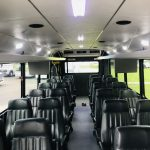 Freightliner S2c 24 passenger charter shuttle coach bus for sale - Diesel 10