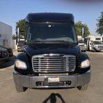 Freightliner M2 38 passenger charter shuttle coach bus for sale - Diesel 9