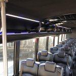 Freightliner M2 38 passenger charter shuttle coach bus for sale - Diesel 11