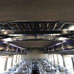 Freightliner M2 38 passenger charter shuttle coach bus for sale - Diesel 12