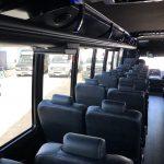 Freightliner M2 38 passenger charter shuttle coach bus for sale - Diesel 14