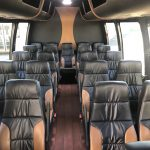 Ford E450 24 passenger charter shuttle coach bus for sale - Gas 10