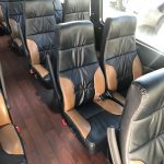 Ford E450 24 passenger charter shuttle coach bus for sale - Gas 11