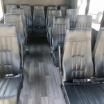 Ford Transit 350 HD 14 passenger charter shuttle coach bus for sale - Gas 7