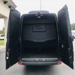 Mercedes 13 passenger charter shuttle coach bus for sale - Diesel 6