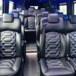Mercedes 13 passenger charter shuttle coach bus for sale - Diesel 14